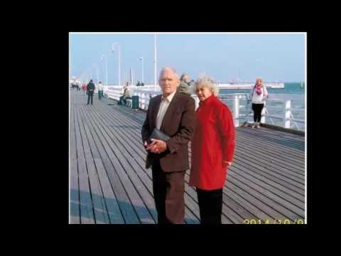 60. Rocznica ślubu Diamentowa Dziękujemy Babciu Dziadku