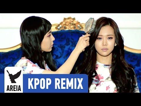 WINGS - Hair Short | Areia Kpop Remix #142