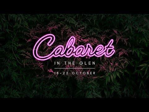 Cabaret in the Glen Festival   Glen Street Theatre