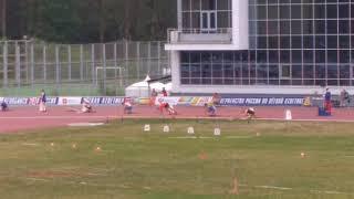 Михаил Липатников - 3 место на Чемпионате России по лёгкой атлетике ПОДА