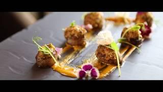 Chef Alicia Patankar presents Indochine restaurant at the Nizuc Resort & Spa in Cancun.