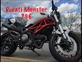 2011 Ducati Monster 796 ABS - Review