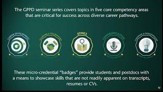 GPPD seminar series & micro-credentialing - Wayne State University Graduate School