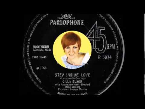 Cilla Black - Step Inside Love  (1968)