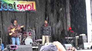 Redemption Song (Wailers at Crested Butte 2013)