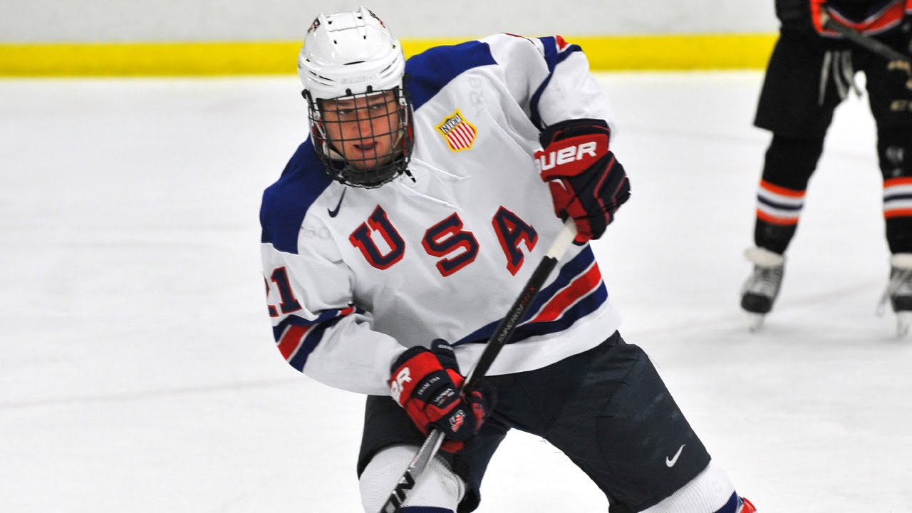 promo code 7a553 a105b Christian Fischer: 2015 NHL Draft Prospect Profile - All ...