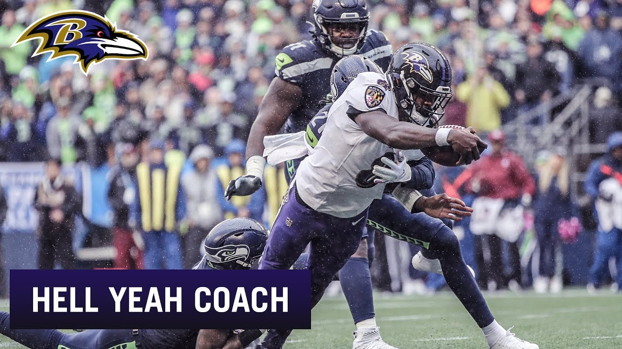 John Harbaugh says fourth down decision was easy for Ravens ...