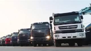 sonikauto Продажа китайских грузовиков FAW в Хабаровске