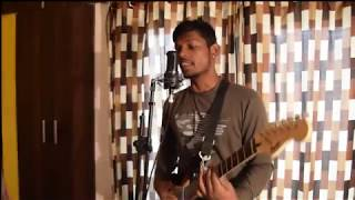 RADIOACTIVE - LOOP COVER | MULTI INSTRUMENTALIST COVER | AKASH ROGER| LIVE LOOPING