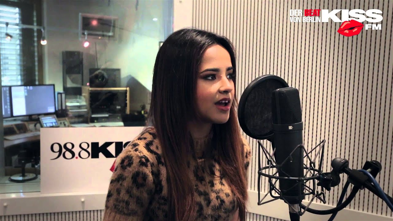 super popular f0878 dc2f6 BECKY G - SHOWER (LIVE BEI 98.8 KISS FM)