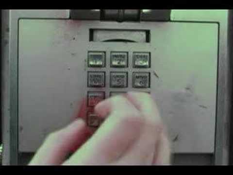 Standing Outside A Broken Phonebooth With Money In My Hand (Unofficial Video)