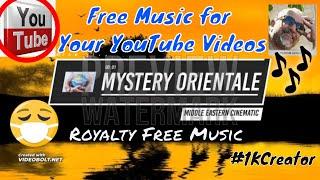 Mystery Orientale. FSM Team [Cinematic Middle East] @Success Net Profit APSense#Videobolt #1KCreator