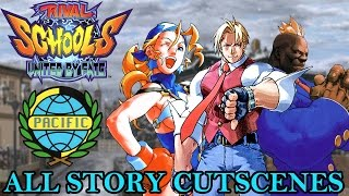 rival schools united by fate pacific hs story mode cutscenes