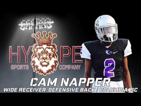 Cam Napper Football Highlights   Ridge View High School (SC)