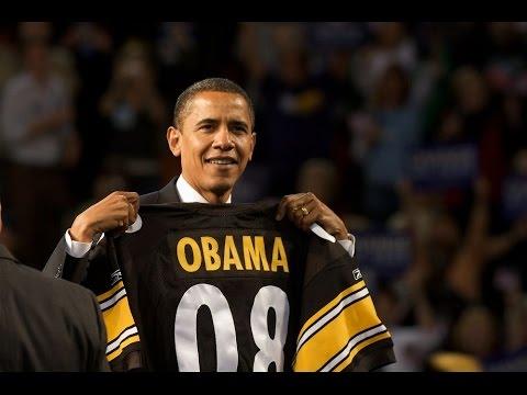 Барак Обама (смешные видео приколы с Ютуб).