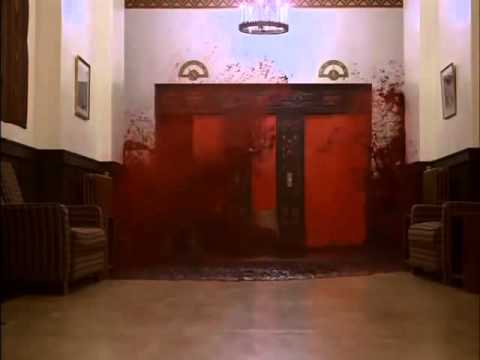 The Shining-Elevator scene with Sound deign - YouTube