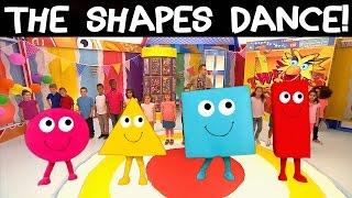 Mister Maker's Arty Party: Shapes Dance!   ZeeKay Junior