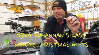 Greg Bohannan on LAST MINUTE Christmas Fishing Gifts