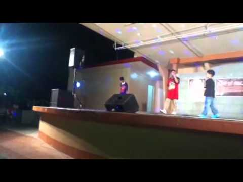 Morong rap contest
