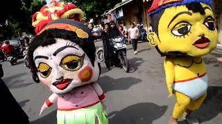 Juragan Empang - Odong odong Karawang Singa Dangdut TSR 18 Nopember 2017 di Jakarta