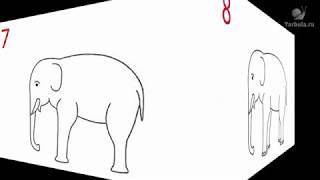 Как научить ребёнка рисовать слона(Как научить ребёнка рисовать слона., 2016-08-27T07:07:21.000Z)