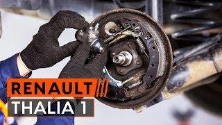 Jak vyměnit brzdový váleček na RENAULT THALIA 1 [NÁVOD AUTODOC]