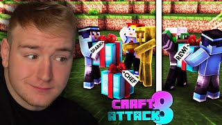 Ich VERSCHENKE DIAMANTBLÖCKE in Craft Attack 8