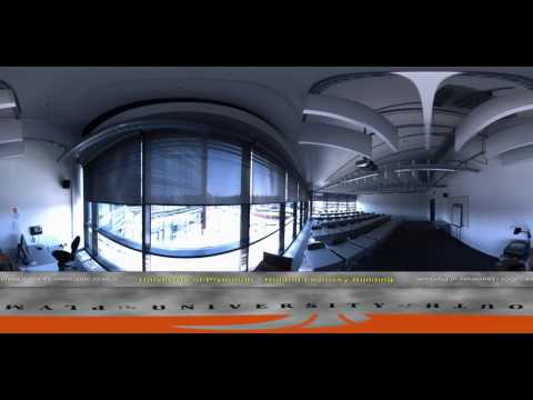 Roland Levinsky Building - University of Plymouth - 360video
