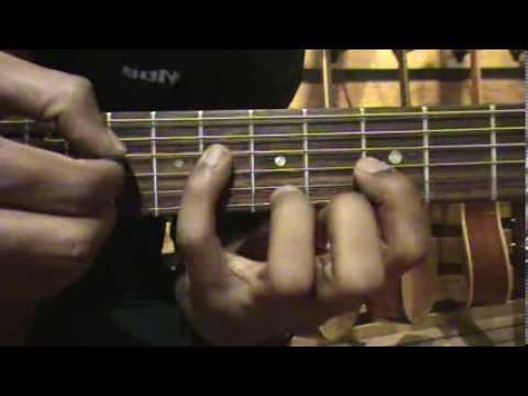 Guitar likhith kurba guitar tabs : Saree ke fall Guitar tabs tutorial Likhith Kurba - YouTube