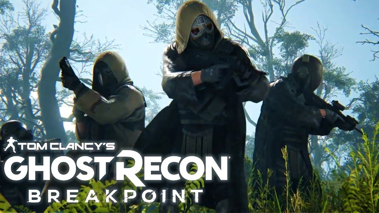 Tom Clancy S Ghost Recon Breakpoint We Are Wolves Gameplay