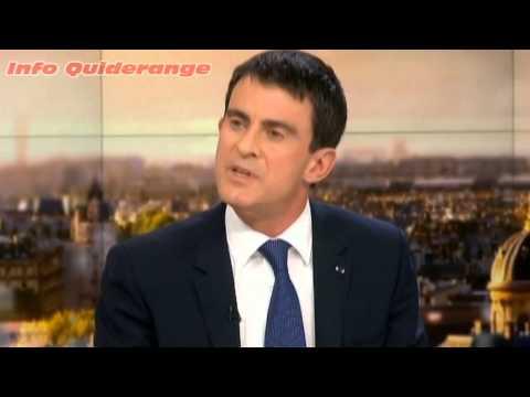 Manuel Valls est-il un menteur ?
