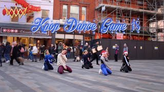 [KPOP IN PUBLIC] KPOP RANDOM DANCE GAME 18 | LONDON