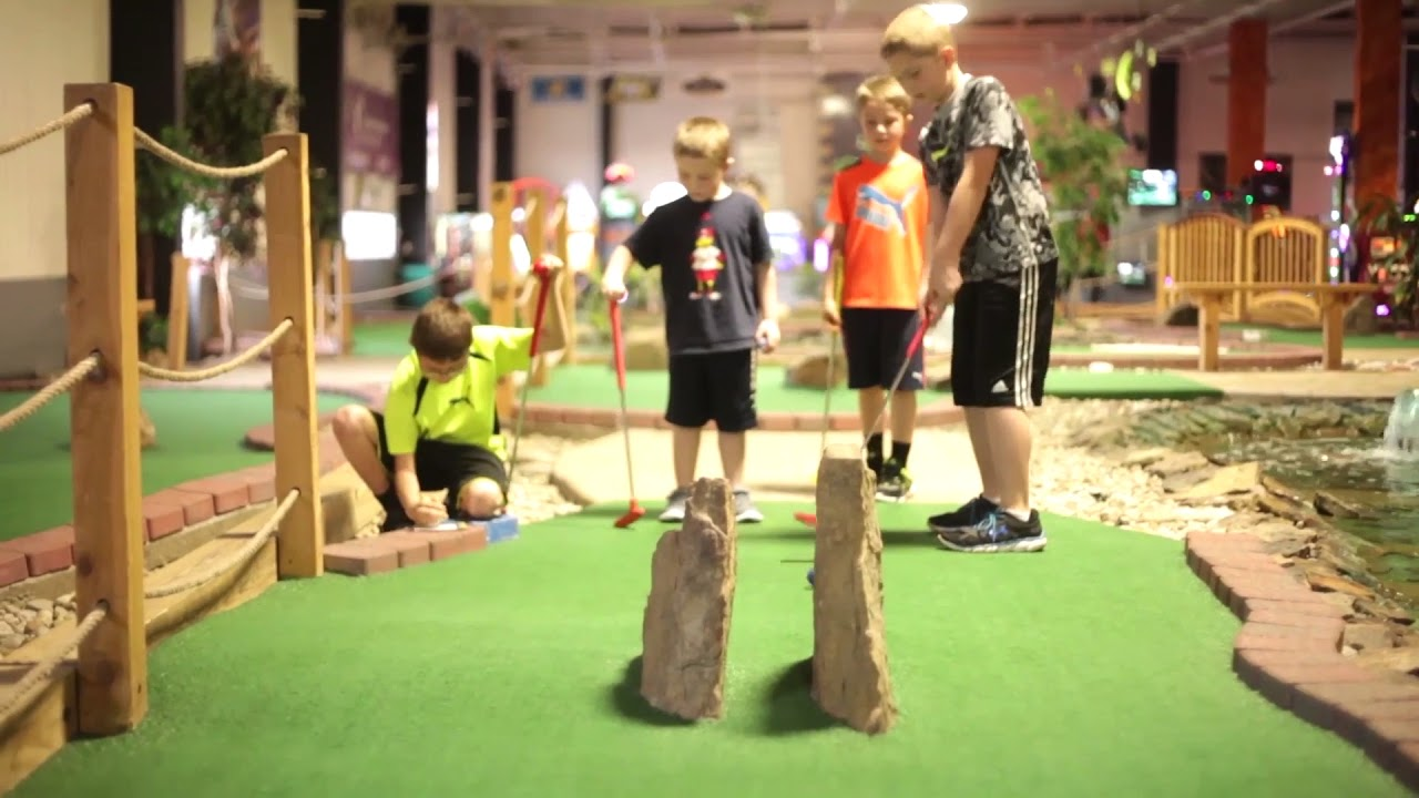 Miniature Golf • Attractions • Chesterfield Sports Fusion