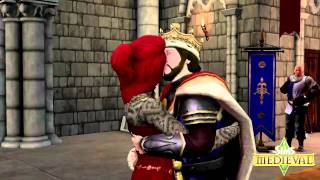 Once upon a time: The Sims Medieval HD video game trailer - PC Mac