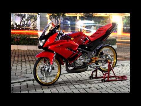 Top modif motor ninja 2 tak