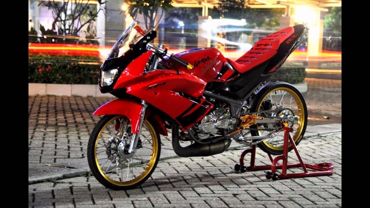 Download Ide 69 Modifikasi Motor Kawasaki Ninja Rr 2012 Terbaru