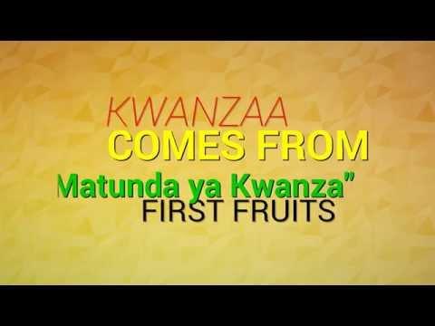 Kwanzaa Explained