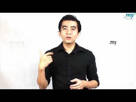 Irfan Khairi: Domain Registry - dotMY