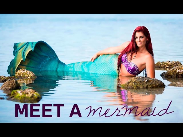MEET A MERMAID ☀️