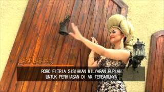 Penampilan Roro Fitria Untuk Satu Video Klip Berkisar 6M
