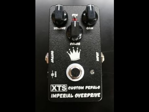 XTS Imperial Overdrive Demo Video by Shawn Tubbs