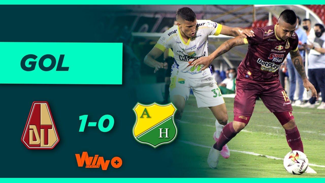 Download Tolima vs. Huila (1-0)   Liga BetPlay Dimayor 2021- II   Fecha 14