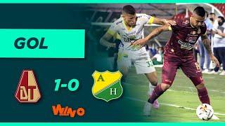 Tolima vs. Huila (1-0) | Liga BetPlay Dimayor 2021- II | Fecha 14