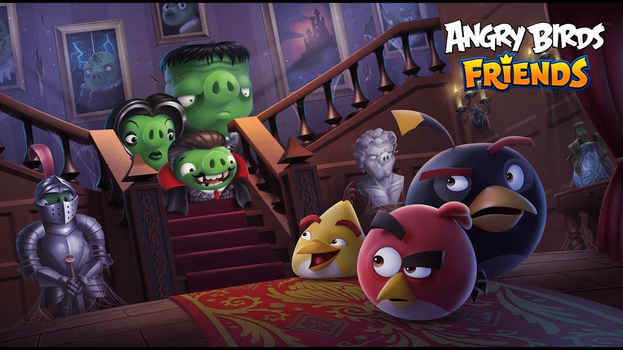 Angry Birds Friends   Spooky Pig Fest Tournament
