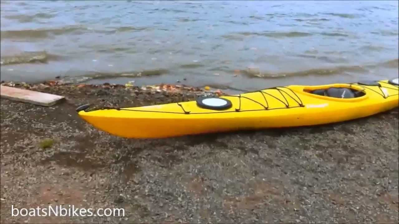 Dagger alchemy sea kayak review and sea trial doovi for How to make fish in little alchemy
