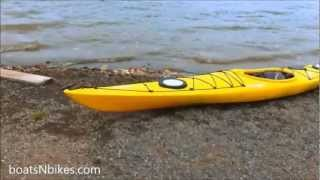 Dagger Alchemy 14.0s Sea Kayak Review and Sea Trial
