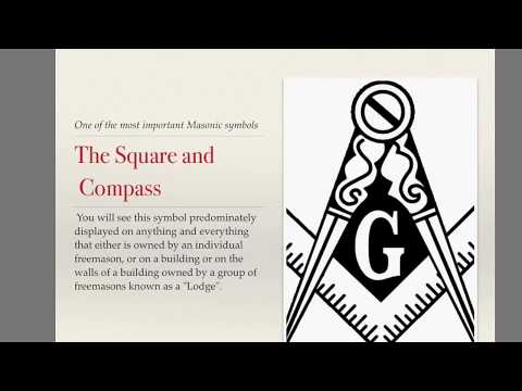 Symbolism of the Square and Compass