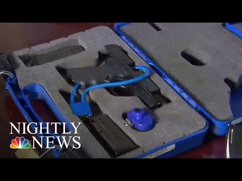 TSA: Record Number Of Guns Seized In U.S. Airports | NBC Nightly News
