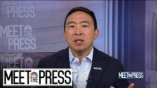 Full Yang: 'Hard-Eyed Realist' Needed In 21st century | Meet The Press | NBC News