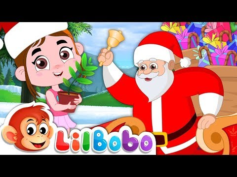 Jingle Bells  Christmas Songs for Children  Flickbox Nursery Rhymes for Kids